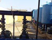 جهاز مياه الشرب يرفع تغطية الجيزة إلى 98.5% رغم التوسع العشوائى