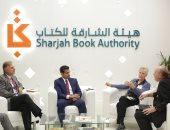 رئيس هيئة الشارقة للكتاب: معارض الكتب الدولية أصبحت منصات لتلاقى الحضارات والثقافات
