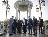 الإمام الأكبر ينيب المحرصاوى لزيارة متحف شهداء الاستقلال فى أوزبكستان