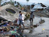 الأمم المتحدة: ضحايا تسونامى إندونيسيا أكثر من 400 شخص والآلاف مشردون