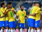 كوتينيو وفيرمينو يقودان هجوم البرازيل أمام التشيك وديا