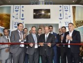 السفير هشام بدر يفتتح جناح مصر بأكبر معرض سياحى فى إيطاليا