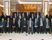 مجلس السفراء العرب فى ألمانيا يستضيف وفد البرلمان العربى برئاسة علاء عابد