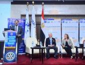 وزارة التجارة تشارك بفعاليات المنتدى الثانى للخدمة المهنية