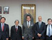 وزير التعليم العالى يختتم زيارته لليابان بعد مشاركته بالدورة الـ15 لمنتدى العلوم