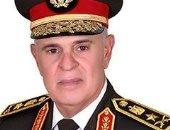 """فيديو.. الفريق محمد فريد يتفقد القوات المشاركة بتدريبات """"درع العرب 1"""""""