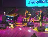 التريو النمساوى ديفيد هالبوك يعزف لأول مرة فى مصر بمهرجان القاهرة الدولى للجاز
