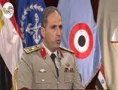 """المتحدث العسكرى: """"سيناء 2018"""" تعمل بكافة الاتجاهات و""""البحرية"""" تفرض سيطرتها"""