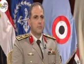 المتحدث العسكرى: تعاون عسكرى كبير بين القوات المسلحة المصرية والسعودية