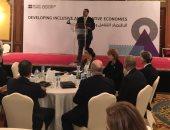 وزير الصناعة: حريصون على تشجيع ثقافة العمل الحر ودعم الأفكار الابتكارية