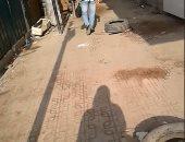 قارئة تشكو من انتشار بالوعات غير محكمة القفل بشارع السودان تعرض الأطفال للخطر
