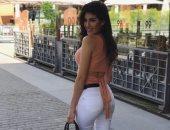 تعرف على يايزا مورينو سيدة الريال الأولى بعد رحيل صديقة رونالدو.. صور