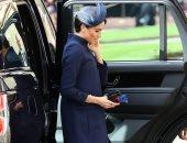 اعرف ميجان ماركل لبست منين فى حفل زفاف حفيدة الملكة إليزابيث