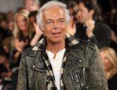 """تعالى نشوف """"الوش التانى"""" لمصمم الأزياء رالف لورون احتفالا بعيد ميلاده الـ79"""