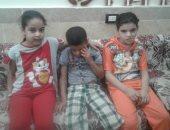 صور.. 3 أشقاء مصابون بالسكر يناشدون محافظ سوهاج بإنقاذهم من الموت