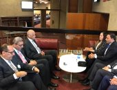 النائب الأول لرئيس البرلمان العراقى يطالب بتفعيل اللجان البرلمانية مع مصر