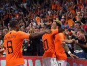 كل أهداف السبت.. هولندا تمزق شباك ألمانيا بثلاثية.. وفوز يتيم لتونس