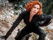 """سكارليت جوهانسن توقع عقد فيلم """"Black Widow"""" بـ15 مليون دولار"""
