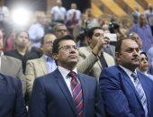 شاهد..وزير الشباب يؤكد استعداد مصر لتنظيم أى بطولة قارية