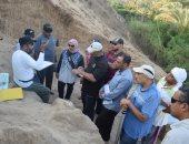شاهد.. ختام أول دورة فى مدرسة الحفائر بقطاع الآثار الإسلامية والقبطية