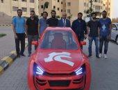 جامعة كفر الشيخ تحصد المركز الأول في مسابقة تصميم سيارة كهربائية برالي 2018