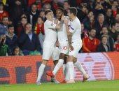 ملخص وأهداف مباراة إسبانيا ضد إنجلترا فى دورى الأمم الأوروبية