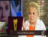 """نادية لطفى : المرض رفع حالة الابداع الفنى عند """" العندليب """" (فيديو)"""
