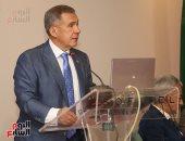 الغرف التجارية لوفد تتارستان: مصر أنشأت 7 آلاف كيلومتر طرق بتكلفة 85 مليار جنيه