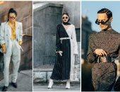 """أسابيع الموضة تصل روسيا.. هذه أبرز إطلالات أزياء الشارع من """"موسكو"""""""
