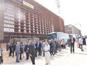 الخارجية تنظم زيارة للدبلوماسيين الأجانب المعتمدين بالقاهرة إلى العاصمة الإدارية