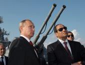 مساعد الرئيس الروسى: بوتين والسيسى يبحثان استئناف الرحلات للمنتجعات المصرية