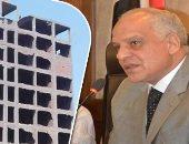 محافظة الجيزة توقع أول عقد تصالح فى مخالفات البناء بالهرم