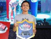 """900 لاعب وبطل واحد.. """"ذا أويسم"""" يمثل مصر فى بطولة العالم لألعاب الموبايل"""