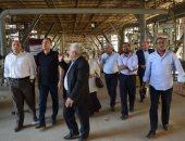 """صور.. إنجاز 90% من مشروع """"كيما 2"""" بتكلفة 11 مليار جنيه"""
