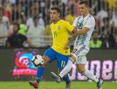 كوتينيو وفيرمينيو يقودان البرازيل ضد بنما وديا فى غياب نيمار