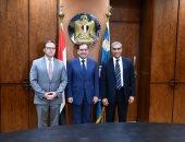 وزير البترول يشهد توقيع مذكرة تمويل مشروع مشتقات الميثانول بـ40 مليون دولار