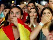منتخب اسبانيا مهدد بالعقوبات بعد الخسارة بثلاثية ضد إنجلترا.. فيديو