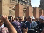 سفير كازاخستان بالقاهرة: السائح الكازاخى حريص على زيارة مسجد الظاهر بيبرس