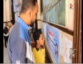 """شاهد على """"ON E"""" تلاميذ يقومون بإجراء انتخابات مدرسية بالأقصر"""