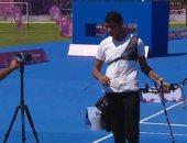 يحدث فى الأوليمبياد .. يوسف طلبه يهزم بطل اليابان فى منافسات القوس والسهم