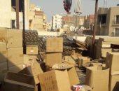إحالة صاحب شركة للمحاكمة بتهمة الغش التجارى بقصر النيل