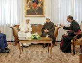 بيان للفاتيكان: شيخ الأزهر التقى بابا الفاتيكان للمرة الرابعة