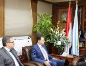 """محافظ كفر الشيخ يتابع نتائج حملة """"حق الشعب"""" وجهود مكافحة الفساد"""