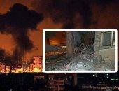 إطلاق صواريخ مجددا من قطاع غزة باتجاه المستوطنات الإسرائيلية