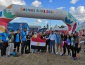 وزير الرياضة: تكريم واستقبال لائق فور وصول بعثة مصر من الأرجنتين