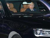 بوتين يقيم مأدبة غداء للسيسى فى سوتشى.. والرئيسان يتفقدان أحدث سيارات AURUS