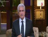 وائل الإبراشى: السيسى رئيس أكبر دولة عربية الجميع يعمل لها ألف حساب