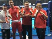 يحدث فى الاولمبياد .. أحمد الصاوى يحصد برونزية الملاكمة