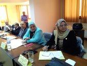 مقابلات شخصية لـ 107متقدماً لشغل وظيفة مدير ووكيل إدارة تعليمية بكفر الشيخ