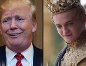 مؤلف Game of Thrones ينتقد الرئيس الأمريكى دونالد ترامب
